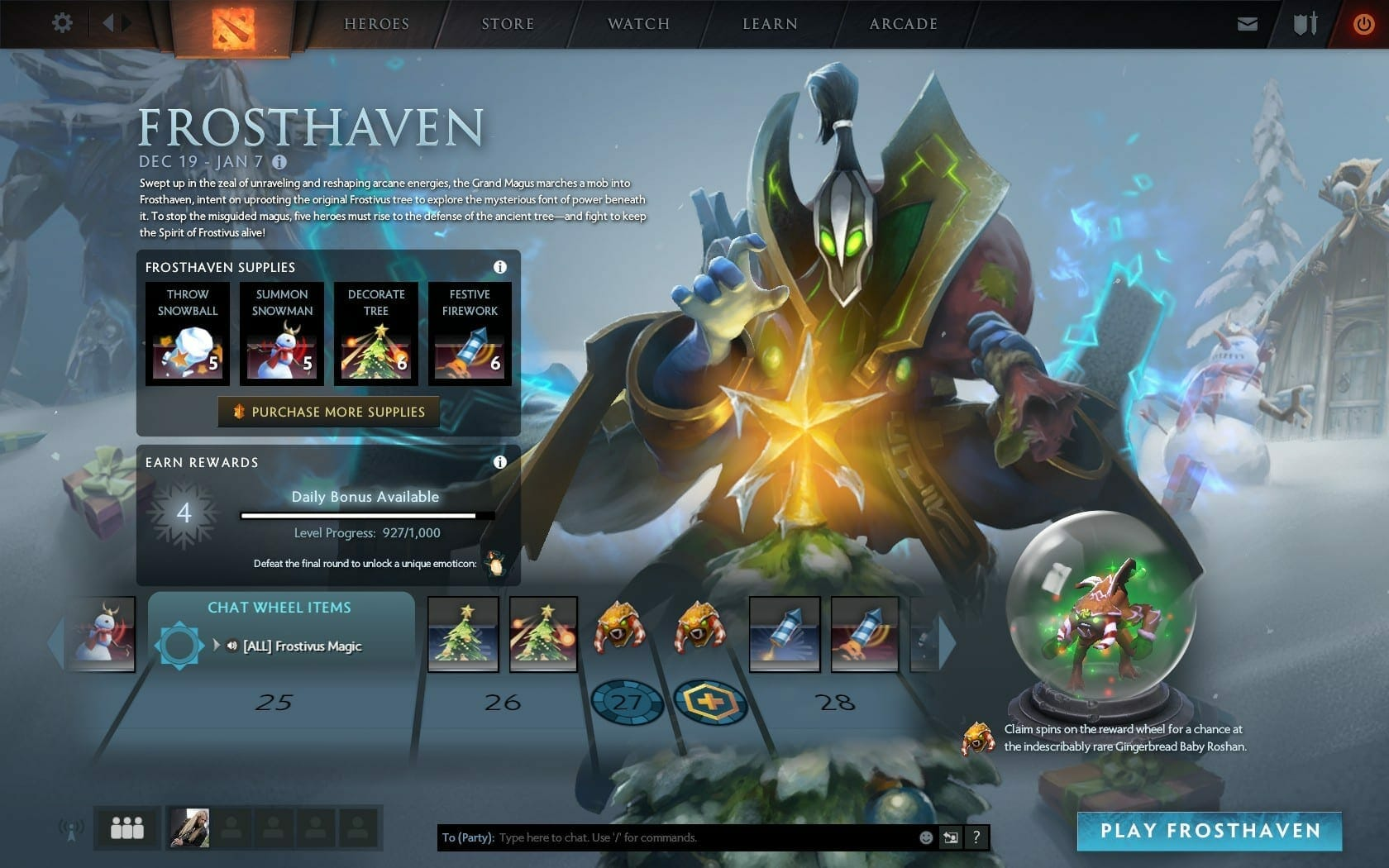 The New Anticipated Dota 2 Hero Mars Might Get Released With