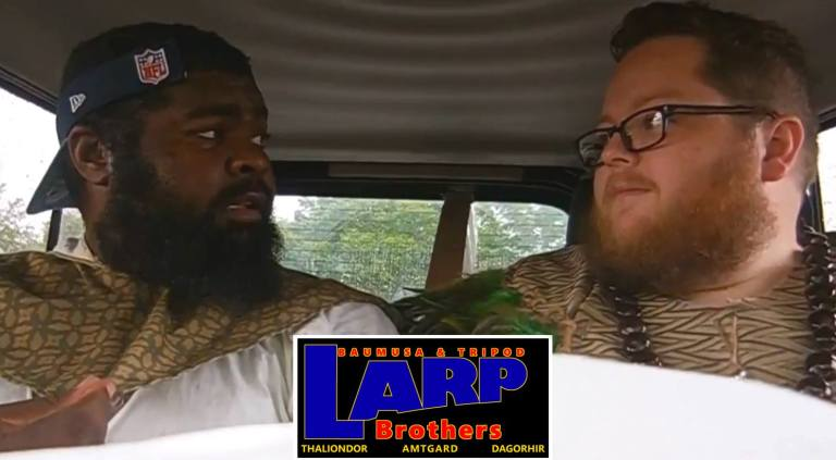 The larp brothers
