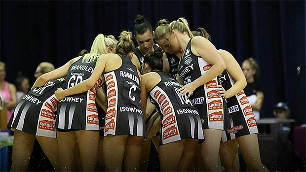 Collingwood netball captain coaching