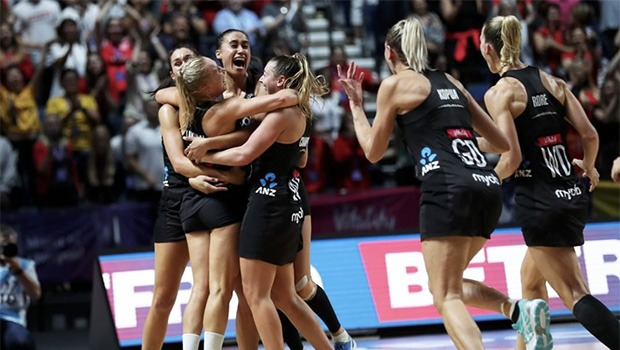 New Zealand Silver Ferns win World Cup
