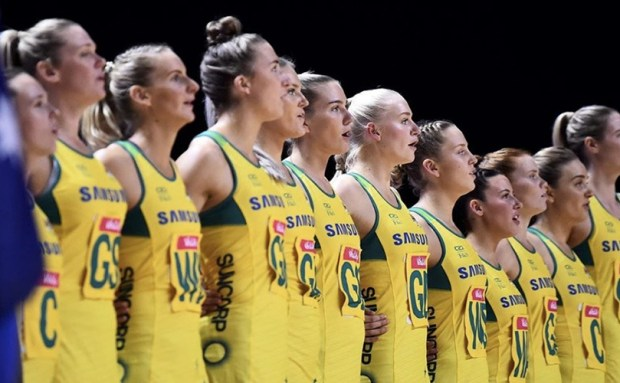 Australian Diamonds Netball