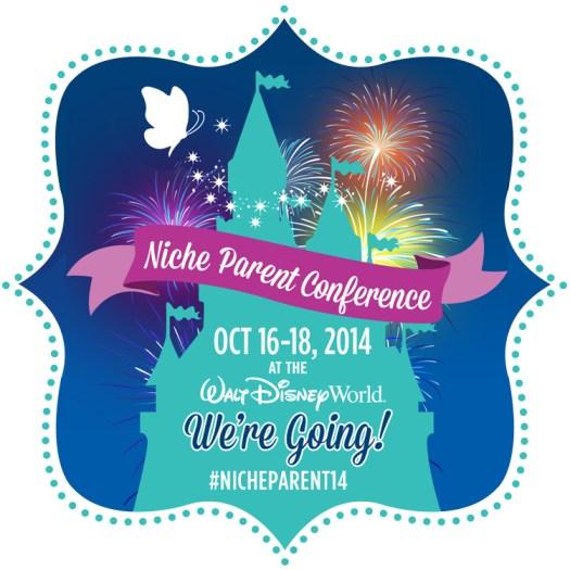 Niche Parent Conference 2014 Badge