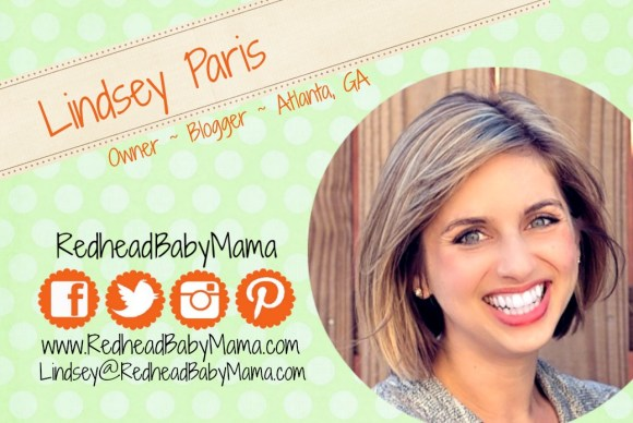 Lindsey Paris Business Card