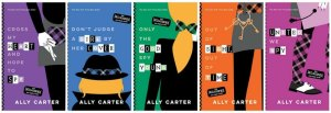 Gallagher Girls Series, Books 2-6