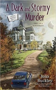 cozy mystery about authors