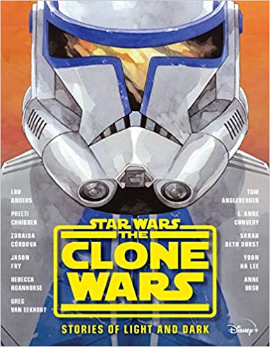REVIEW: Star Wars The Clone Wars: Stories of Light and Dark