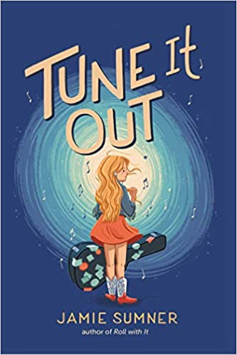 BONUS REVIEW: Tune It Out by Jamie Sumner