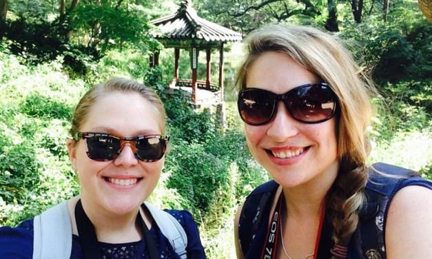 Visiting Seoul at Chuseok