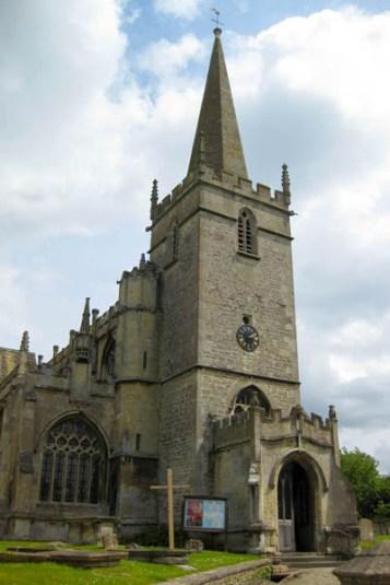 St Syriac's Church in Lacock