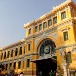 Old Post Office, Saigon, Vietnam