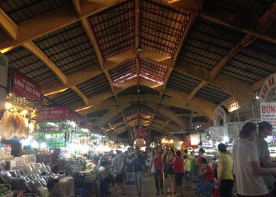 Ben Thanh Market, Ho Chi Minh City / Saigon, Vietnam