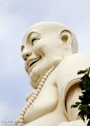 Vinh Trang Temple, My Tho, Vietnam
