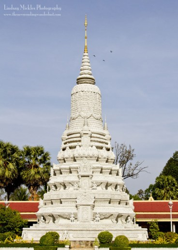 Royal Palace, Phnom Penh Cambodia