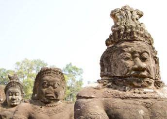 South Gate, Angkor Complex