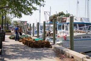 Sponge Docks, Tarpon Springs, Florida