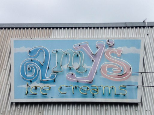 Amy's Ice Cream - A local favorite in Austin!