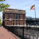 Fells Point, filming location of The Wire