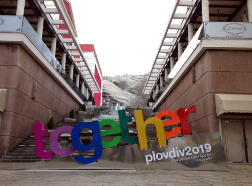 Plovdiv, Bulgaria - 2019 European Capital of Culture