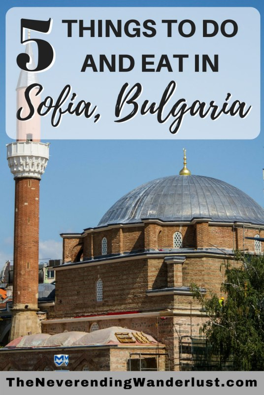Planning to visit Sofia, Bulgaria? This post will tell you what to do in Sofia Bulgaria, where to eat in Sofia Bulgaria, the best way to visit Sofia Bulgaria, and day trips to take from Sofia Bulgaria #sofia #bulgaria #balkans
