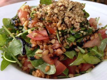 Bulghur Wheat Salad