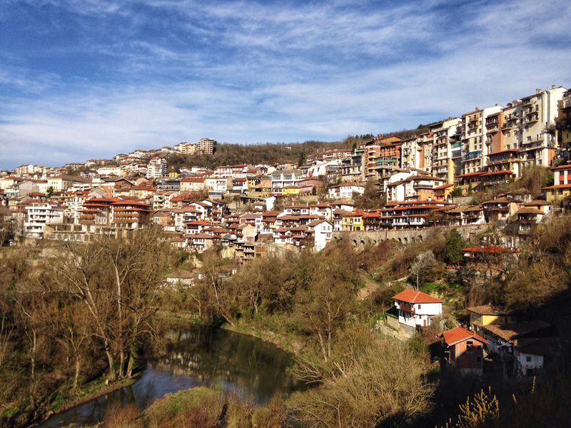Veliko Tarnovo City View