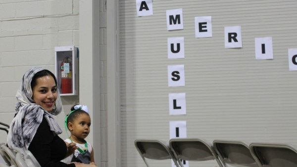 In Wisconsin, patriotism begins with voting and a drive-in at the mosque