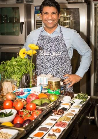 Sanjoos fantastic cooking classes