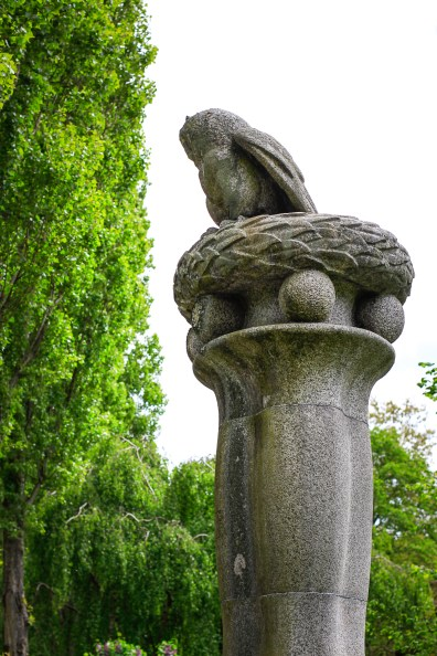A visit to Copenhagen's main Assisters Cemetery, final resting place for Hans Christian Andersen, Niels Bohr and other Danish greats