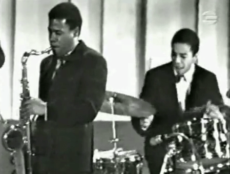 Video: Agitation with Tony Williams and Miles Davis, 1967