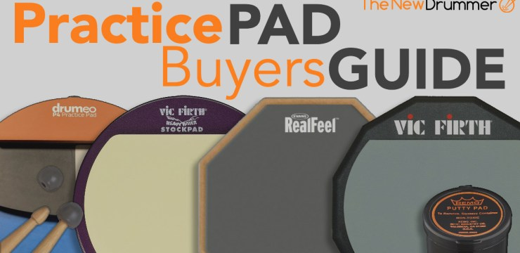 What are the Best Practice Pads for Drummers?