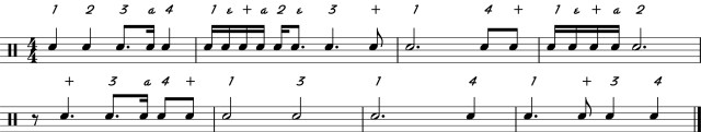 Dotted Note Reading