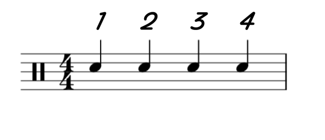 Four Quarter Notes