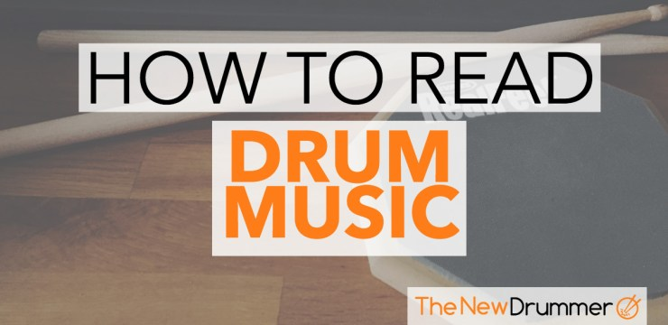 Learn to Read Drum Music