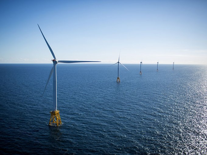 Saudi Aramco and General Electric announce joint wind turbine     General Electric wind turbines off the coast of Rhode Island  General  Electric will supply Saudi Aramco with a wind turbine that will provide  power to