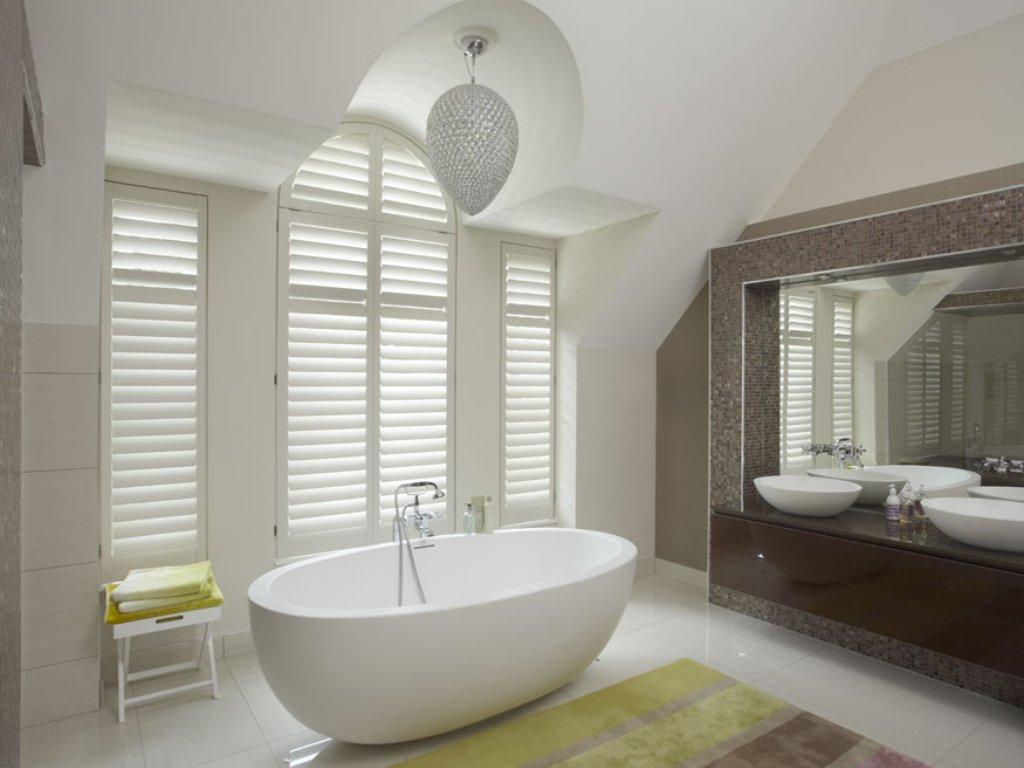 Bathroom Shutters London Bathroom Window Shutters Tnesc