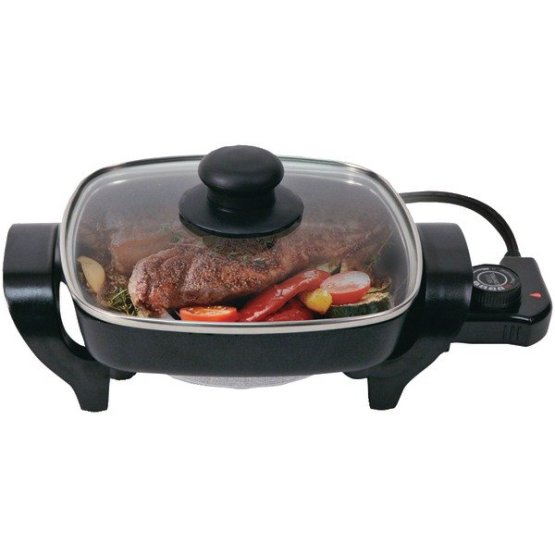 """8"""" Electric Skillet by Nesco"""