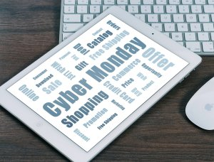 Cyber Monday @ The Newest factor Online Shop Retail Store