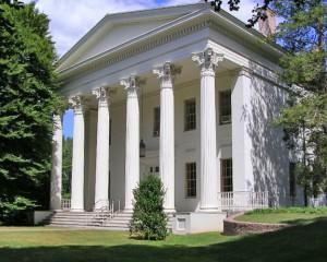 Wesleyan's Russell House