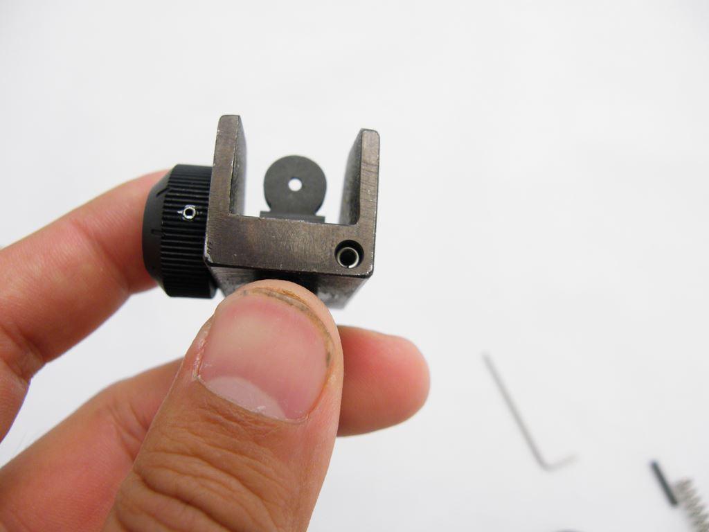 AR15 Rear Sight Installation (6)