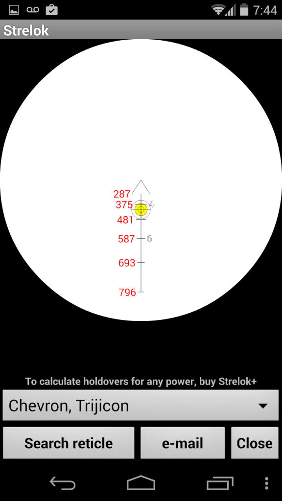 Strelok: One of the Best Free Ballistic Calculators on the App Store