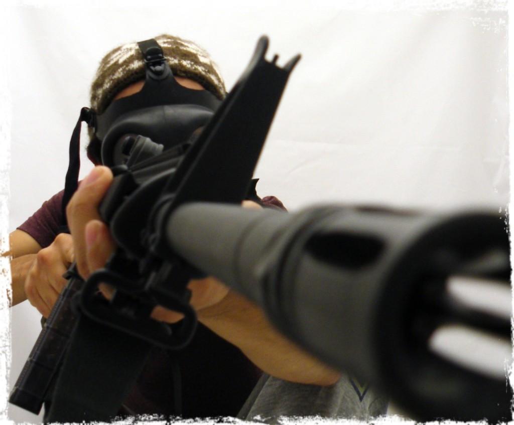 ebola rifle