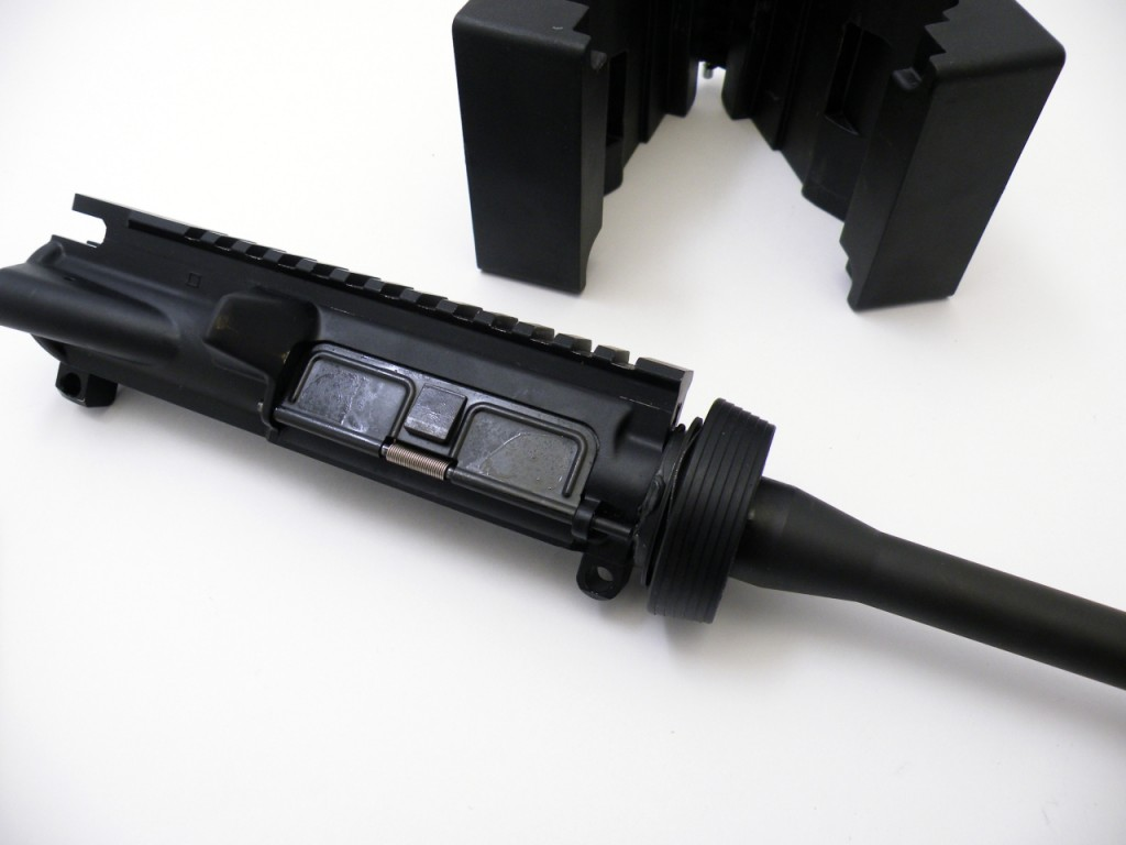 AR15 install barrel nut (3)