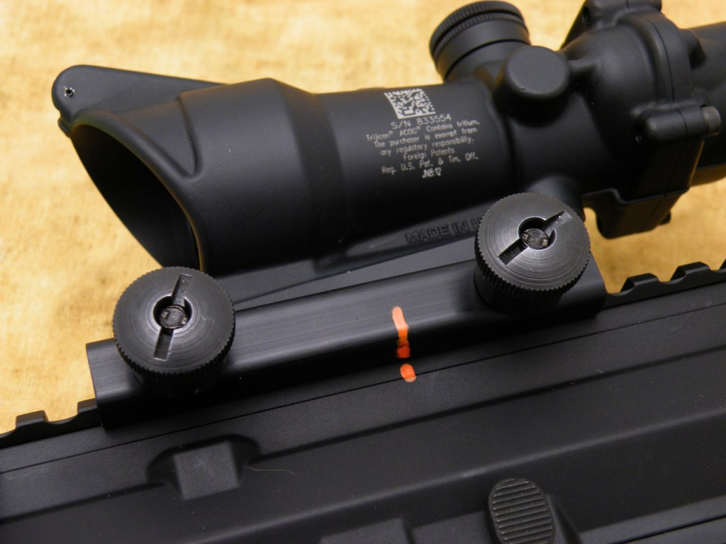 Rifle Ready Trijicon ACOG