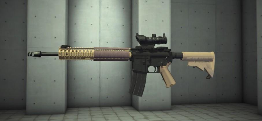 M16A4PIP