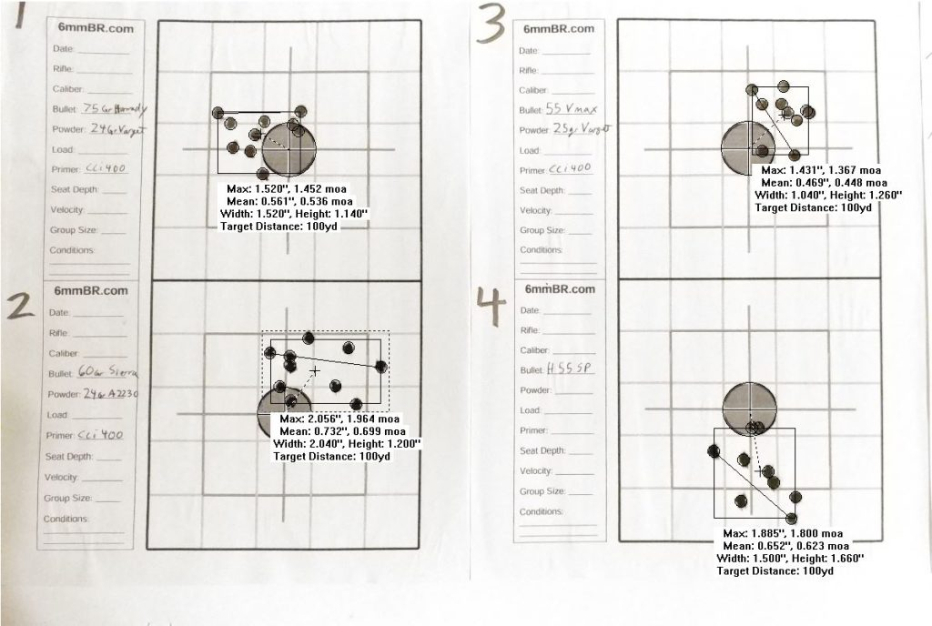 Criterion 10 Round Group