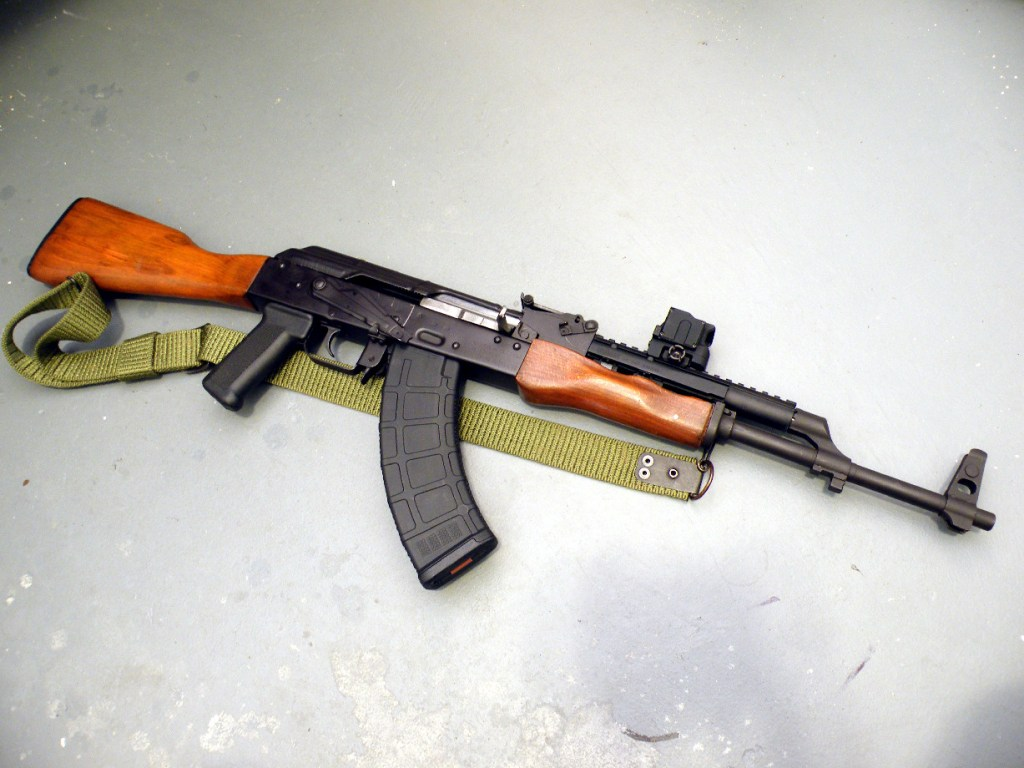 AK47 Accuracy