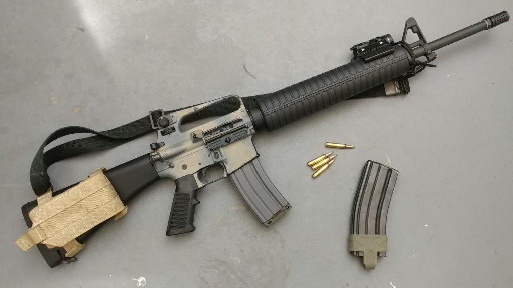 M16A2 AR15 (9)