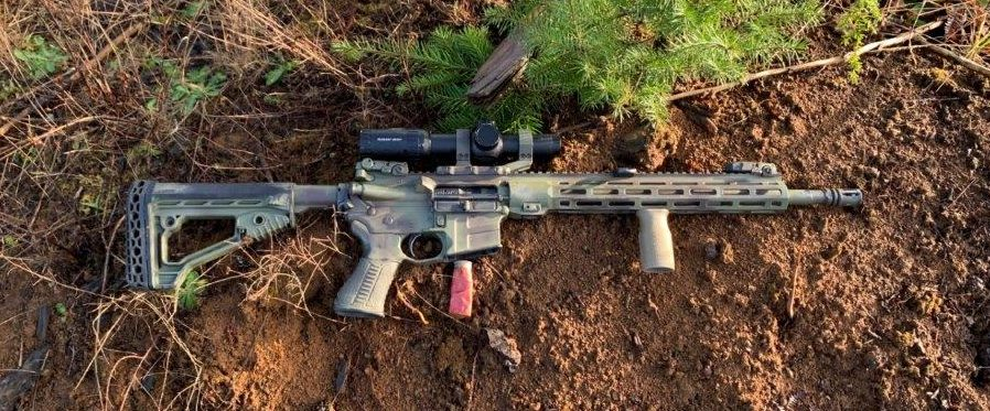 Savage MSR Recon