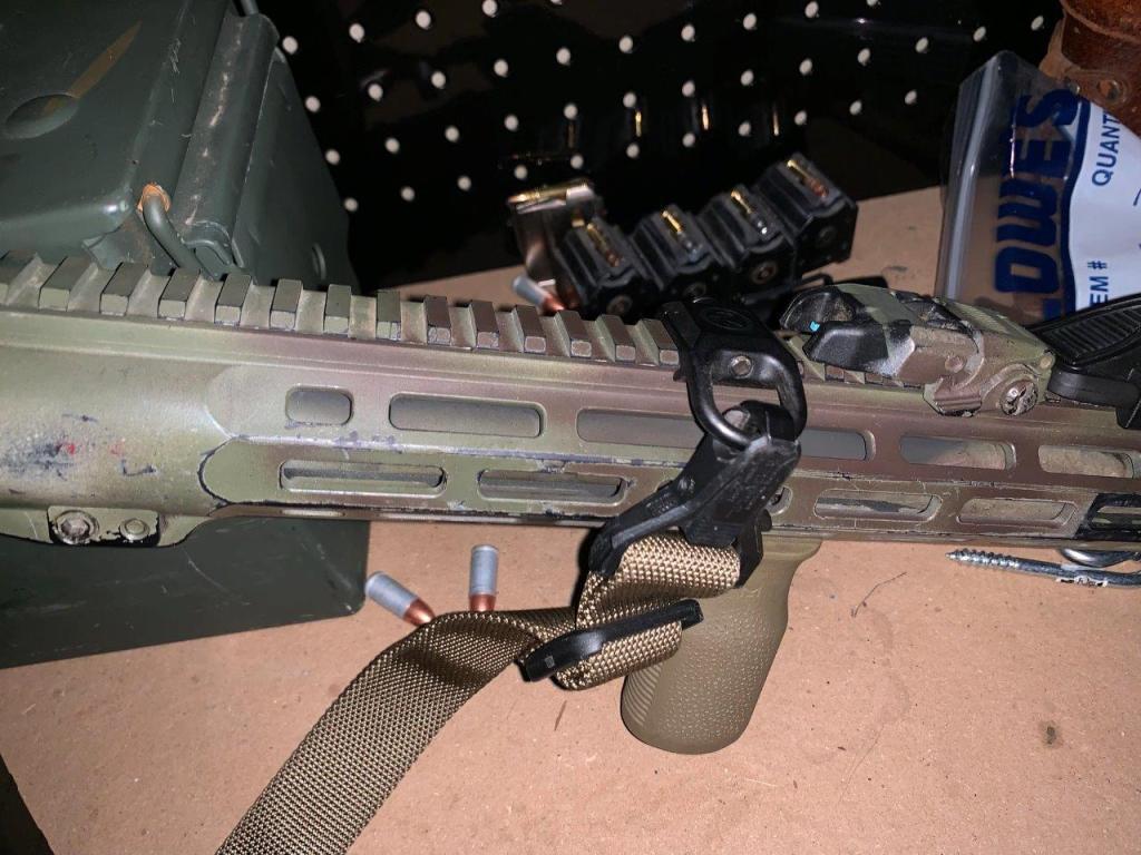 Sling Modern Musket Ar15