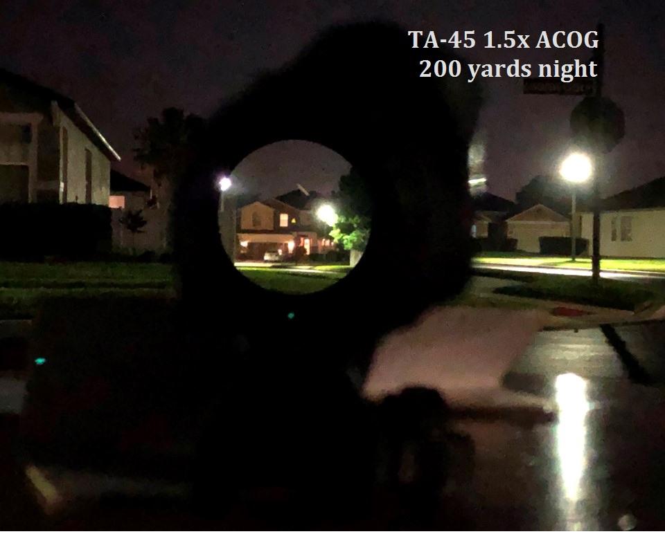 TA dark
